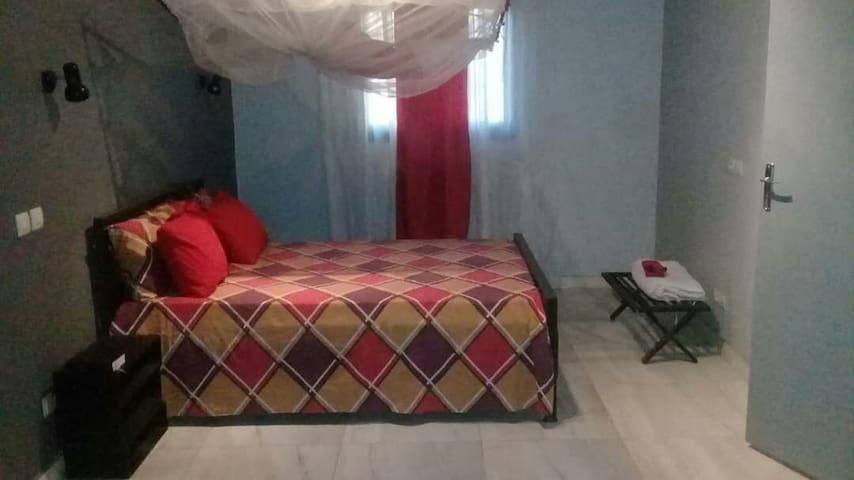 Chambre et douche privé/ Maison très propre