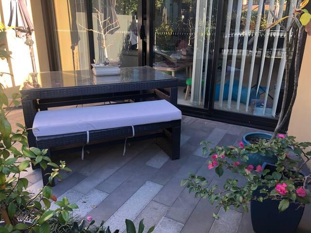 Little Bay Modern Terrace