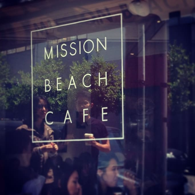 Foto di Mission Beach Cafe a Mission District