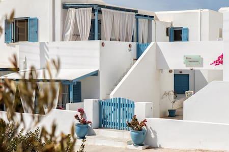 Fivos Apartments Alyki (3) - Αλυκή - Daire