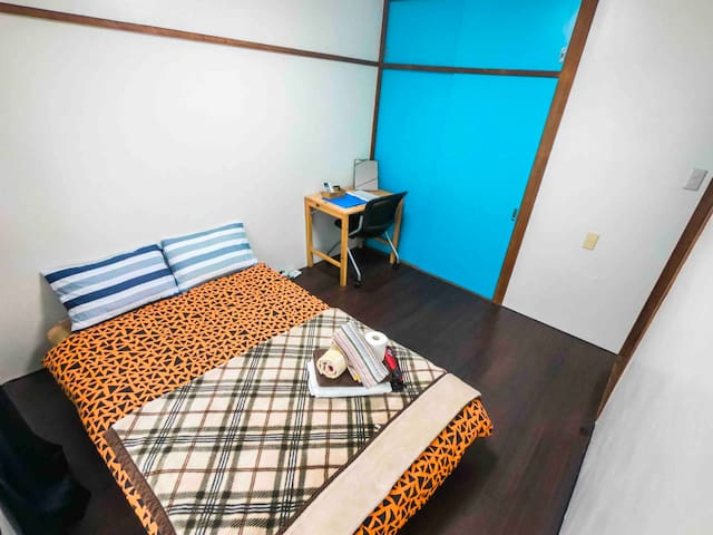 Simple & Basic Apartment in SHIBUYA / FREE WIFI