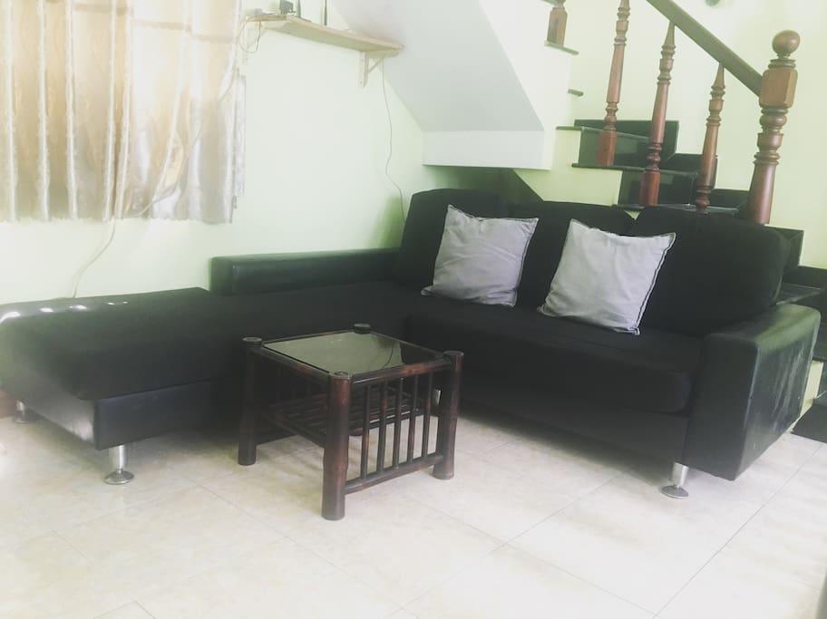 Mezzanine Floor - Living room