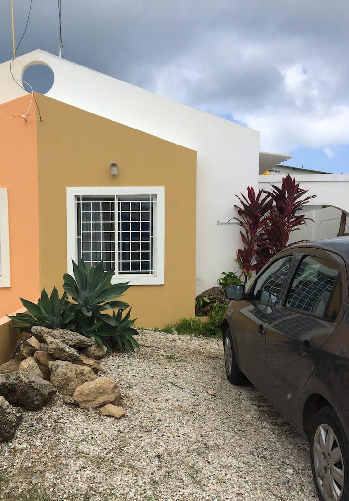 Ballenita House