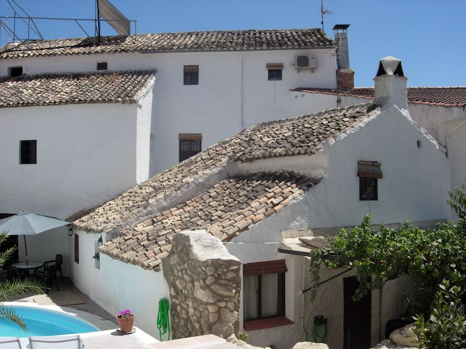 Casa rural de lujo al lado de priego de cordoba houses for rent in castil de campos andaluc a - Casa rural spain ...