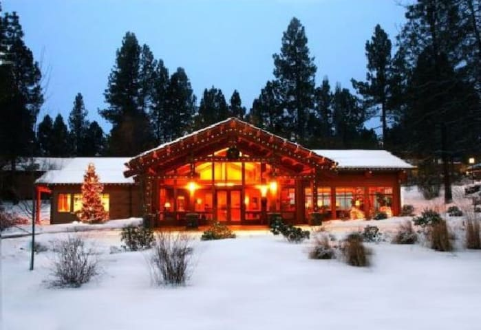 Amazing lodge closest to Mt. Bachelor!! - Bend - Apto. en complejo residencial
