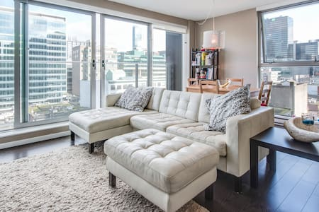 Luxury At Metropolitan Towers,Heart of downtown ! - Vancouver