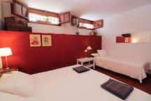 Casa 1 - Dormitorio 1