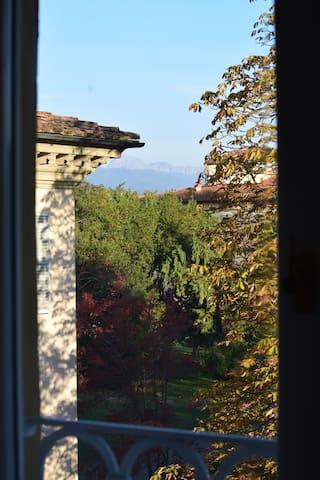 veduta Villa Bottini