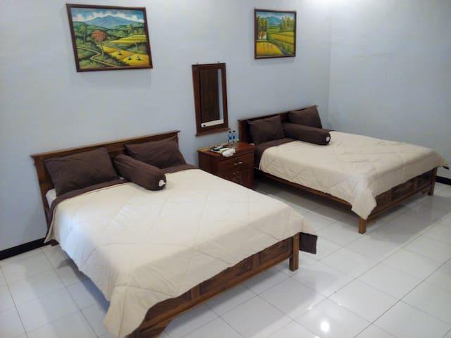 Villa Kemarang, Private Room 11 (Ground fl.)