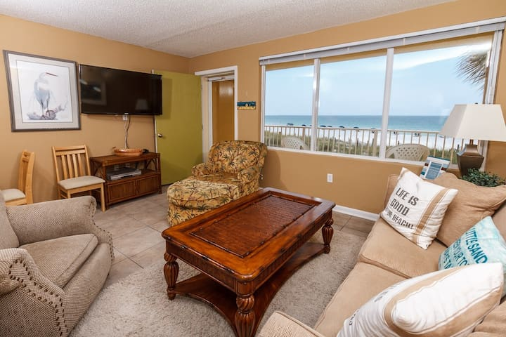 Island Surf #6 -  2 Bedroom Beachfront Condo - Fort Walton Beach - Apartament