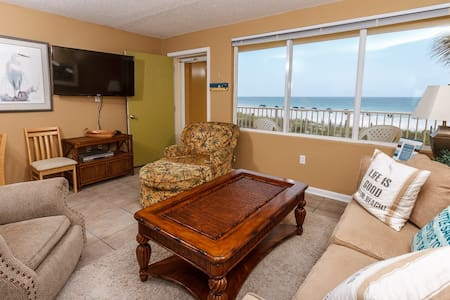 Island Surf #6 -  2 Bedroom Beachfront Condo - 华尔顿堡滩(Fort Walton Beach) - 公寓