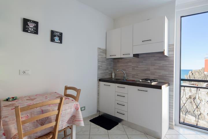Zona giorno - living area