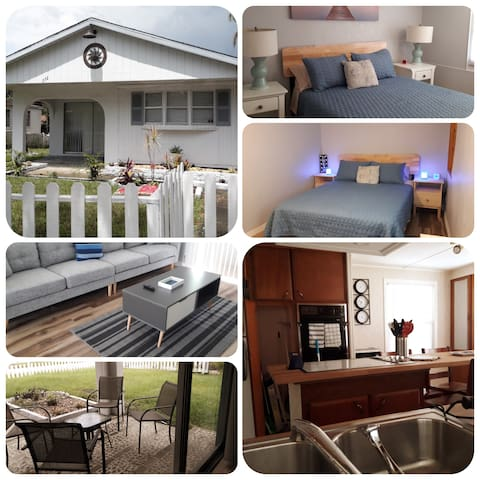 ❤Comfortable. 2 Bdrm 2 Bath. parking. WIFI. patio❤