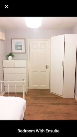 Ground floor Triple ensuite in detached house.