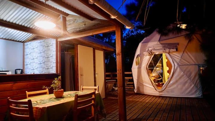 Dôme Zen - Bubble dôme Village
