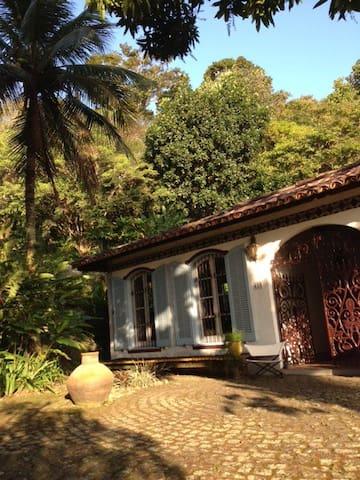 Unique Villa , exceptional view, mountain and sea - Río de Janeiro - Villa
