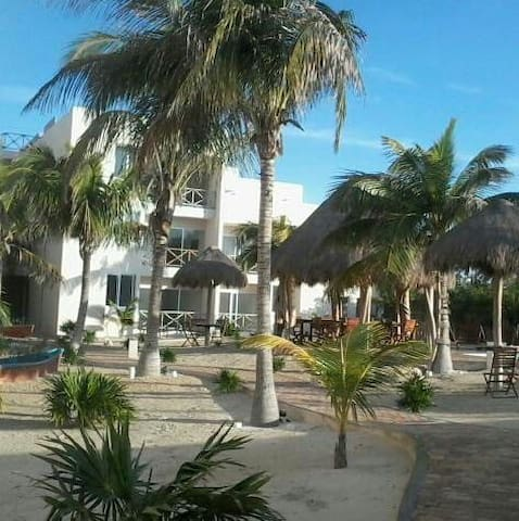 Gorgeous place at quiet beach - Progreso - Appartement