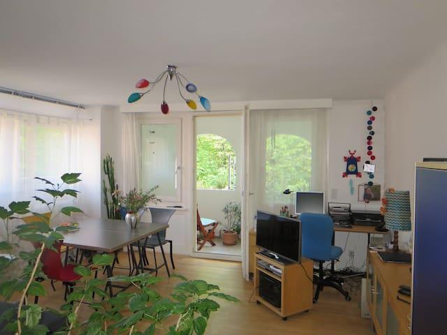 Dachgeschoss mit Charme - Stuttgart - Appartement