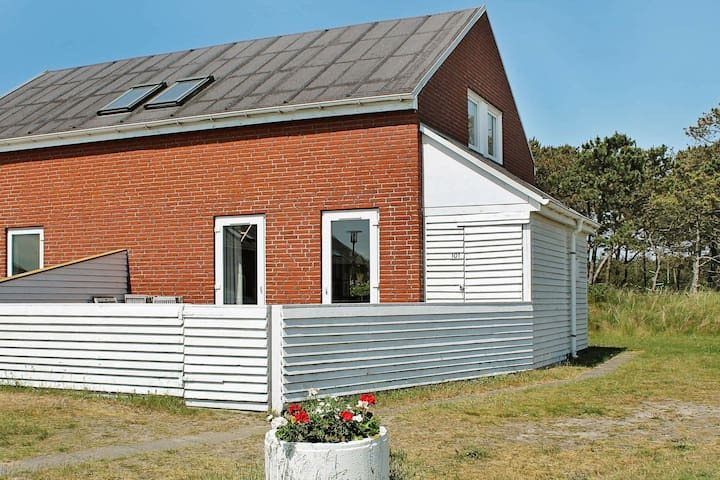Quaint Holiday Home in Rømø With Swimming Pool