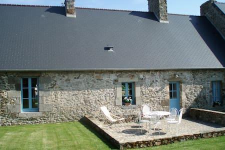 Jolie maison entre mer et campagne - Blainville-sur-Mer - Rumah