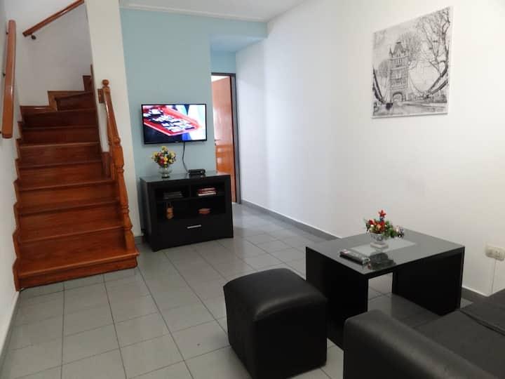Comfortable and luminous Duplex in Ramos Mejía
