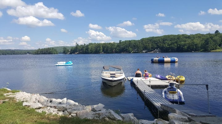 Brewer Lake Vacation Home , Orrington Maine