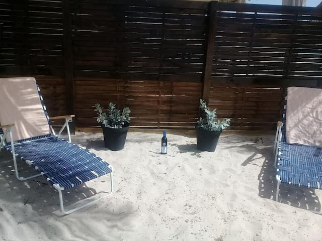 Sandyground, Axa, 45m2 appartement by the sea