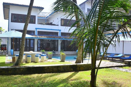 Luxury Beach Front Villa with Private Pool - Talpe