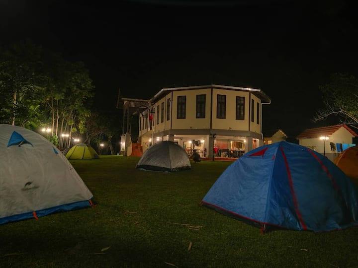 Penang Hill Campsite at Nature Lodge