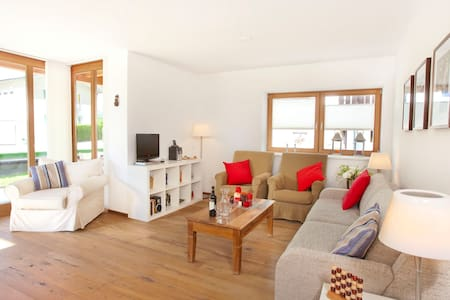 NEW Luxury Apartment Stay@SonnenfeldTop1 - Neukirchen am Großvenediger - Byt