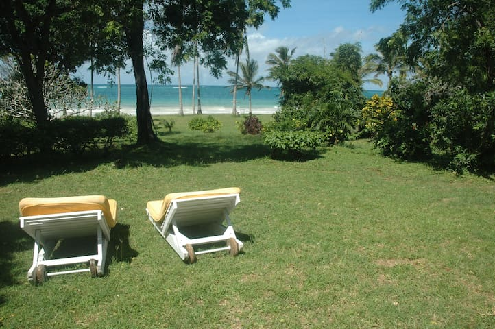 Tsulini Beach House - Diani Beach - Apartament