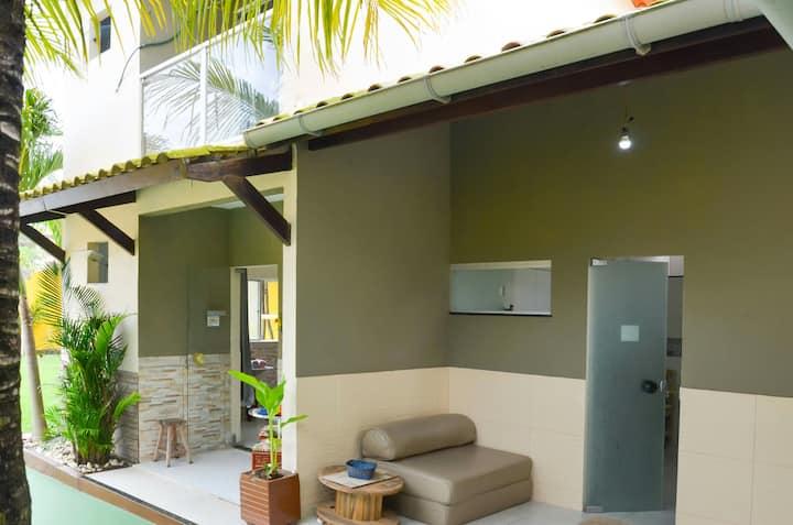Flat Salvador Temporada Duplex 3 Suítes Condomínio