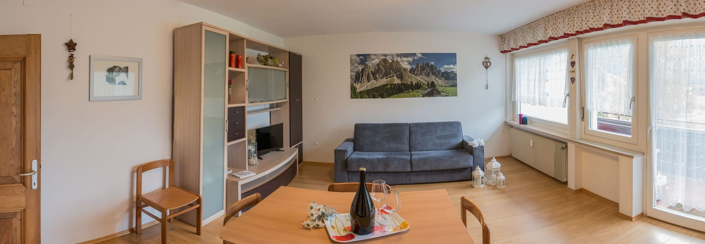 Your Best Friend's Apartment in Bruneck