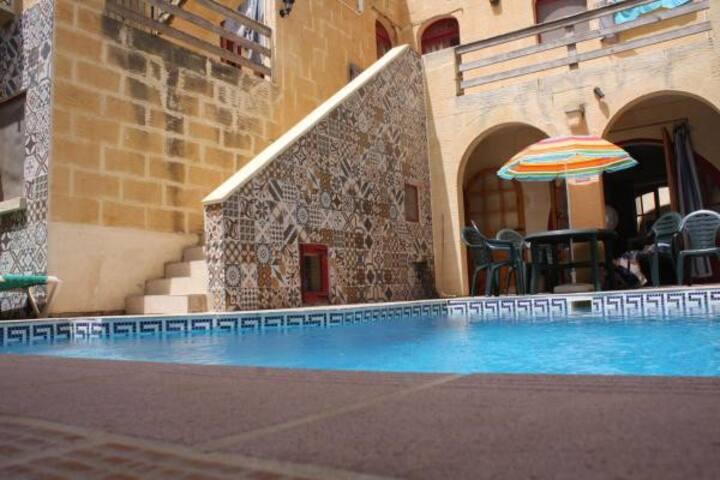 Ta Summiena Villa with Private Pool