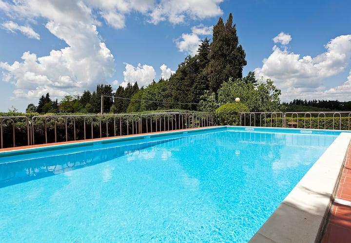 Apartment in Chianti, Tuscany