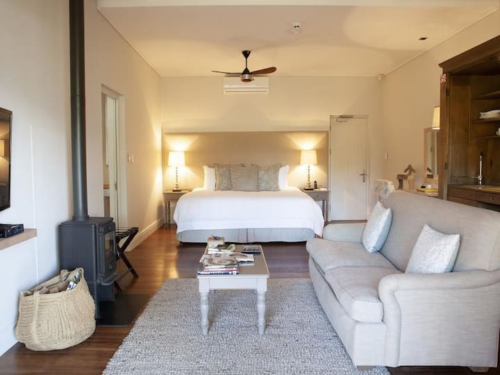 5*Luxury Room in Franschhoek@Angala Boutique Hotel