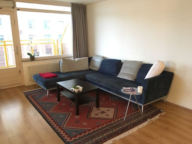 Big apartment with stunning view near the station - Eindhoven - Departamento
