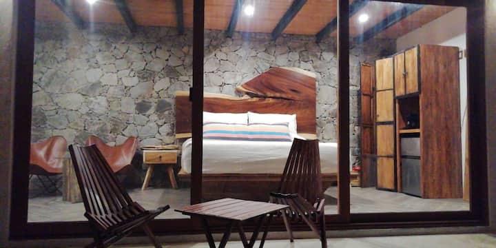 Agriturismo La Toscanía Tapalpa-Loft romántico