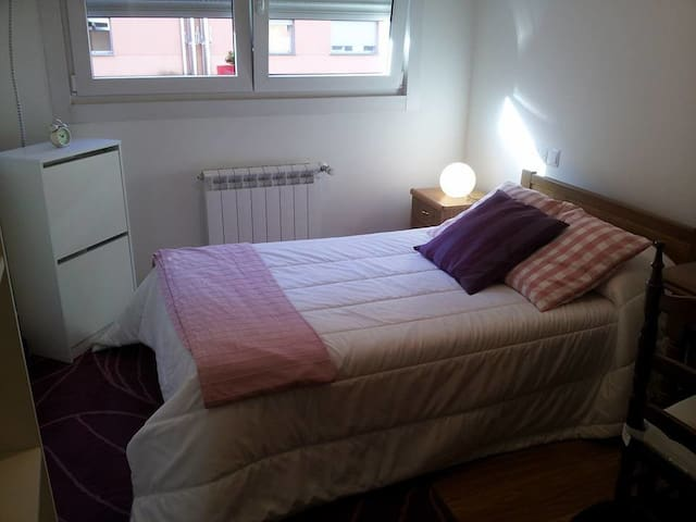 Cozy Room near HOSPITAL (Portuguese Way ) - Santiago de Compostela - Apartment