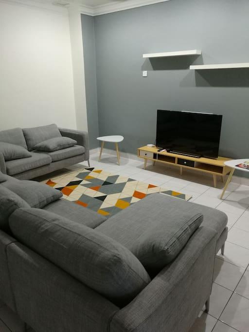 Living Room 客厅+数码电视盒子