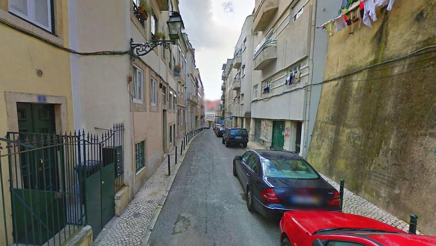 Modern T1 - in the heart of Lisbon. Principe Real