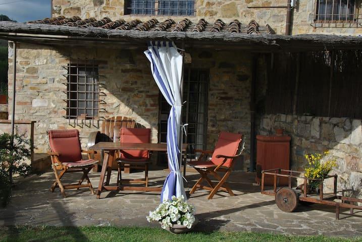 Apt Marzio - Farmhouse -Chianti- Florence