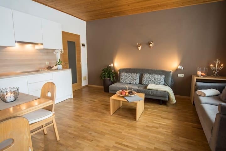 Liebevoll eingerichtetes Appartement in Residence
