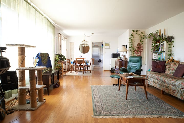 Convenient and Close to Broadway - Burlingame - Wohnung