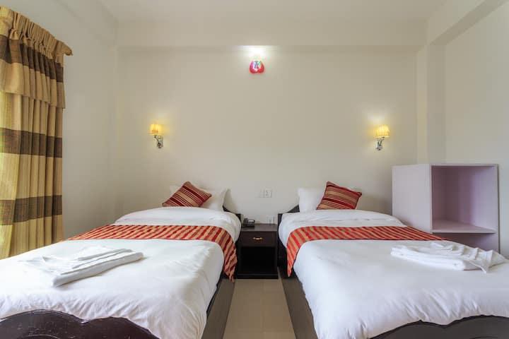 Infinity Resort Twin Deluxe Room