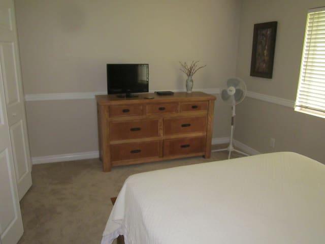 Medium guest room