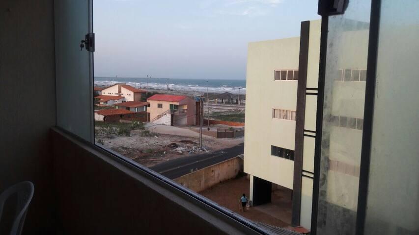 Apartamento próximo a praia - Luís correia  - Apartemen