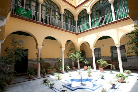PALACE HOUSE, single 27€, - Seville - Apartment