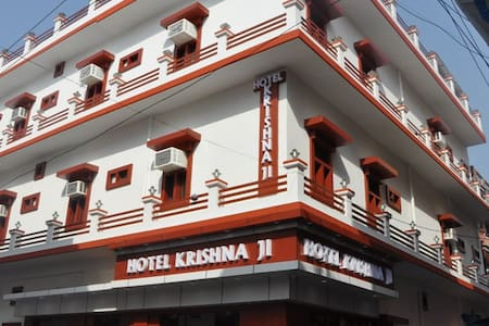 Hotel Krishna Ji - Bed & Breakfast