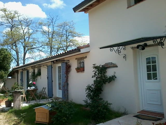 Chez Vincent - Samatan - บ้าน